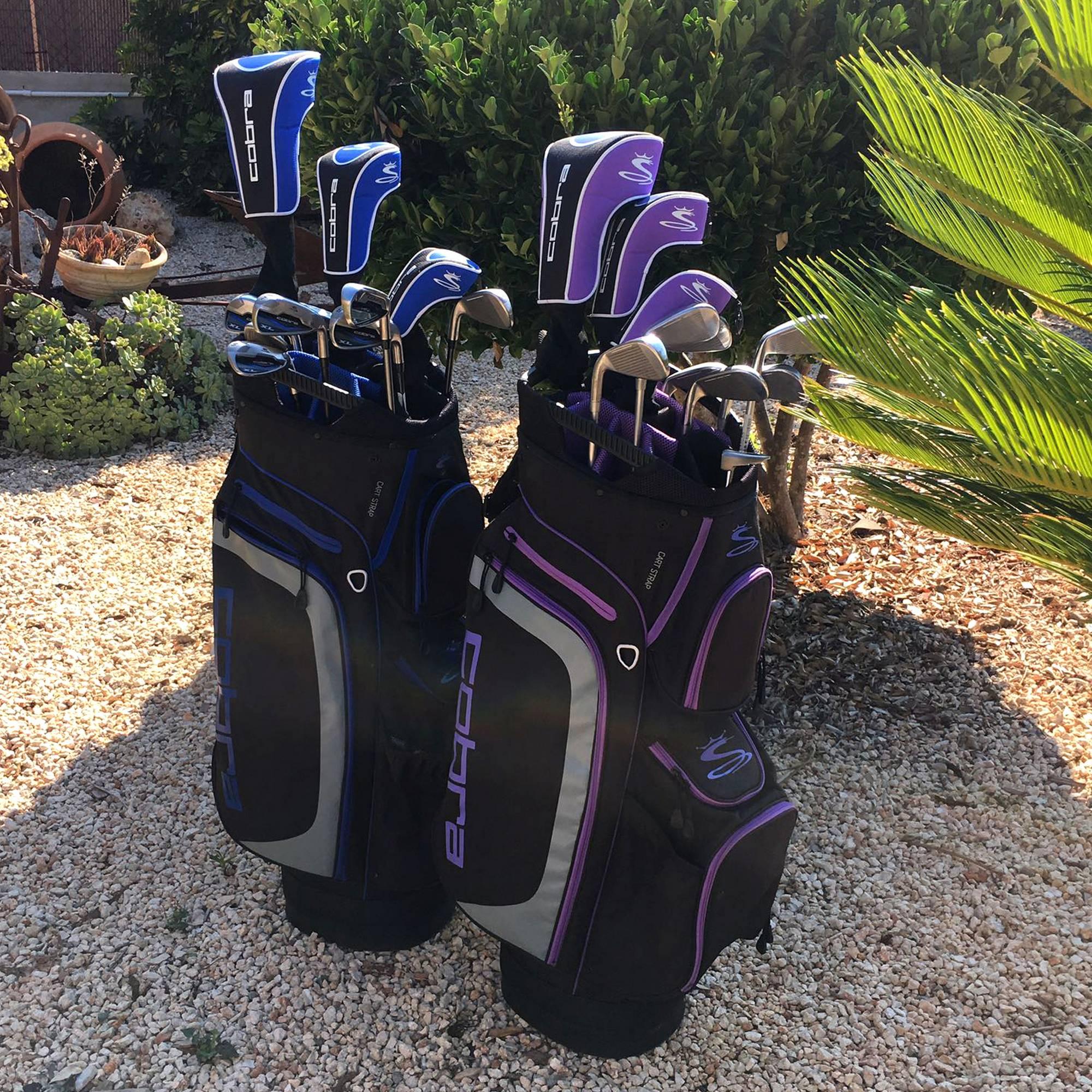 Golfschlägerverleih Fuerteventura - Cobra